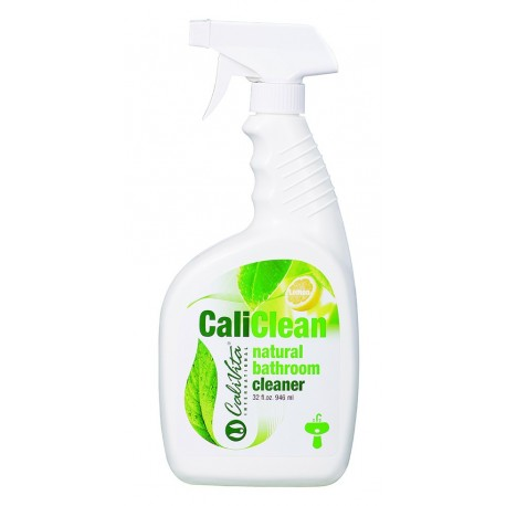 CaliClean Natural Bathroom Cleaner Lemon