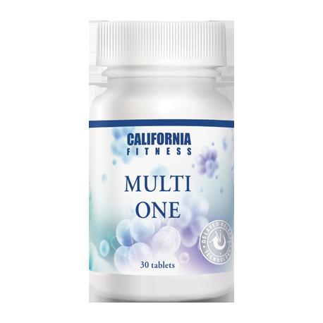 Multi One - 27 składników