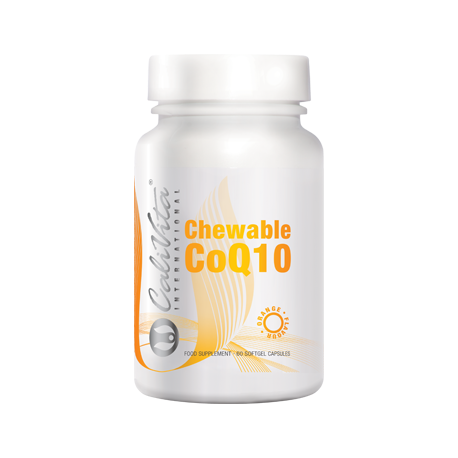 Chewable CoQ10 do żucia